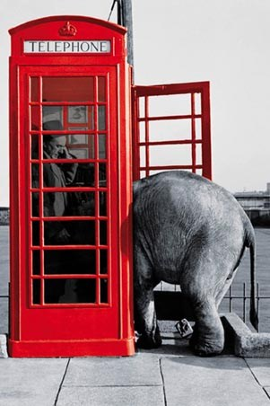 It's For You! - Phonebox Fun