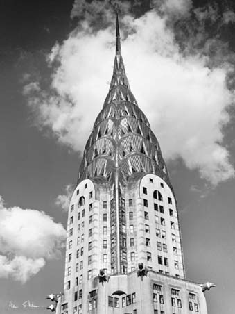 The Chrysler Building - Henri Silberman