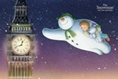 Big Ben The Snowman And The Snowdog