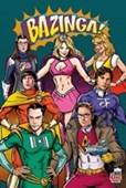 Superheroes The Big Bang Theory