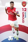 Olivier Giroud Arsenal Football Club