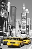 Times Square 1 Sheet New York Mini-Mural