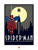 Spider-man Hanging Marvel Deco