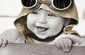 Baby Biggles Baby Pilot Returns