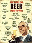 The Language of Beer Retro Alcohol Advertising