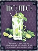 Mojito Time Retro Cocktail Recipe