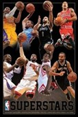 NBA Superstars Basketball Legends