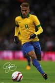 Neymar da Silva Santos J�nior Brazil Football Club