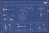 Rebel Alliance Fleet Blueprint Star Wars
