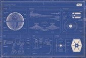 Imperial Fleet Blueprint Star Wars