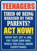Teenagers Act Now!