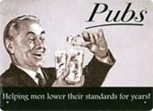 Pubs Lowering Standards