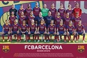 Team Photo 2013/14 Barcelona Football Club