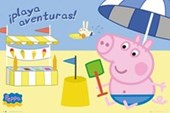 Holidaying In Spain Peppa Pig