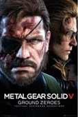 Ground Zeroes Metal Gear Solid V