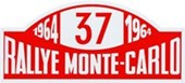 1964 Monte Carlo Rally