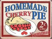 Homemade Cherry Pie 2 Cents A Slice