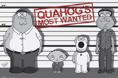 Quahog's Most Wanted Family Guy