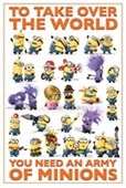 An Army of Minions Despicable Me 2
