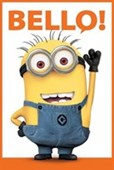 Bello! Despicable Me 2