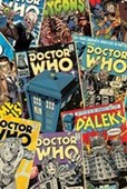 Comic Montage Doctor Who