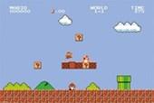 Super Mario Bros Retro Gaming