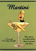Martini Girl Eureka Lake Studio