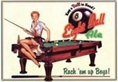 Eight Ball Ale Eureka Lake Studios