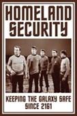 Homeland Security Star Trek