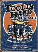Tool'In Hand Garage Give Us A Crack At It
