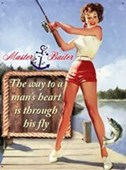 The Way To A Man's Heart Fly Fishing