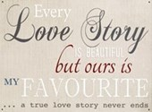 Every Love Story Is Beautiful My Favourite