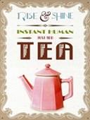 Just Add Tea Instant Human