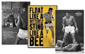 Muhammad Ali 3 Pack Poster Bundle Deal
