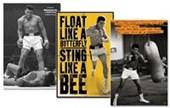 Muhammad Ali 3 Pack Poster Bundle Deal