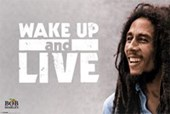 Wake Up And Live Bob Marley