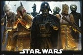 Bounty Hunters Star Wars