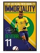 Gloss Black Framed Immortality Neymar