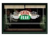 Gloss Black Framed Central Perk Friends