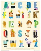Disney Alphabet Educational Fun