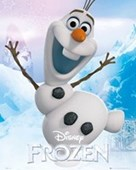 Olaf Disney's Frozen