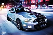Ford Shelby GT500 Dream Machine
