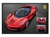 Gloss Black Framed LaFerrari Ferrari