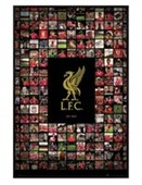 Gloss Black Framed LFC Compilation Liverpool Football Club
