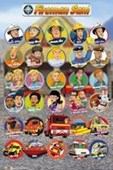 All The Characters Fireman Sam