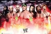 WWE Collage 2014 WWE