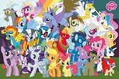 My Little Pony Character Compilation