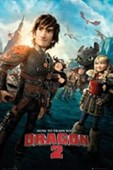 How To Train Your Dragon 2 Hiccup And Friends