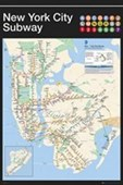 New York Subway Map New York Subway