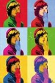 Jackie O Pop-art